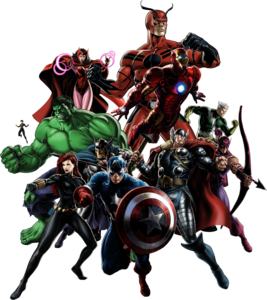 Avengers PNG Clipart PNG image