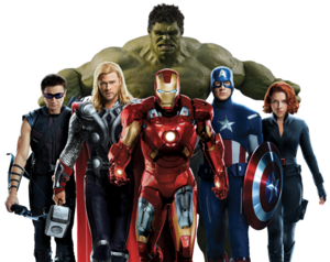 Avengers PNG File PNG Clip art
