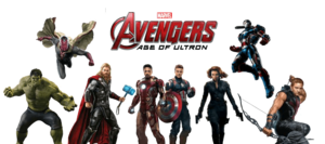 Avengers PNG Image PNG Clip art