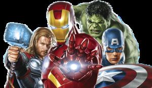 Avengers Transparent PNG PNG Clip art