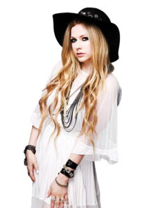 Avril Lavigne PNG Free Download PNG clipart