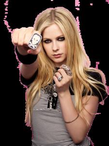 Avril Lavigne PNG Image PNG Clip art