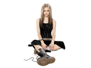 Avril Lavigne PNG Pic PNG Clip art