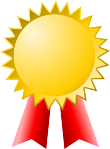 Award Ribbon Badge PNG File PNG Clip art