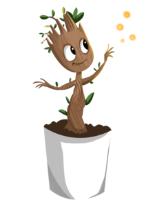 Baby Groot PNG Clipart PNG icons