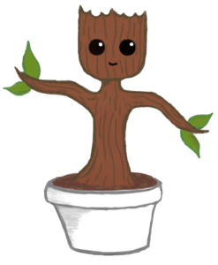 Baby Groot PNG File PNG Clip art