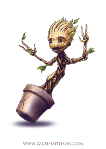 Baby Groot PNG Free Download PNG Clip art