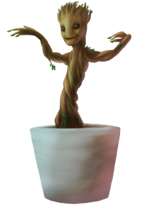 Baby Groot PNG HD PNG icons