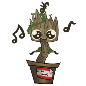 Baby Groot PNG Image PNG Clip art