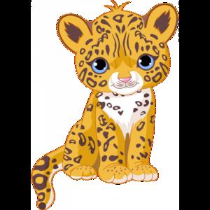 Baby Jaguar Transparent PNG PNG clipart