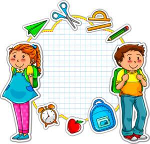 Back To School Kids PNG Picture PNG Clip art