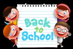 Back To School Kids PNG Transparent Image PNG Clip art