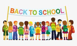 Back To School Kids PNG Transparent PNG Clip art