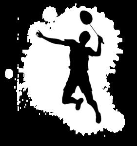 Badminton Player PNG File PNG Clip art