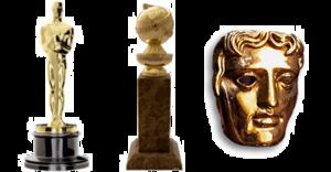 BAFTA Award Transparent Background PNG Clip art