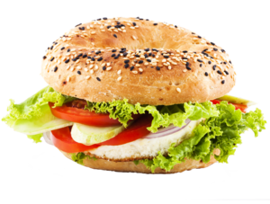 Bagels PNG Photo PNG Clip art