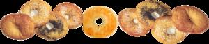 Bagels PNG Pic PNG Clip art