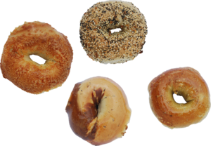 Bagels PNG Picture PNG images