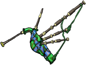 Bagpipes PNG Pic PNG Clip art