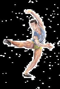 Ballet Dancer PNG File PNG Clip art
