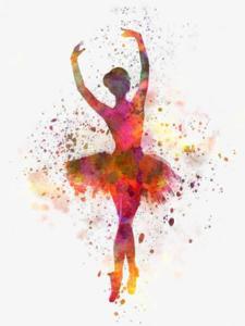 Ballet Dancer Transparent Background PNG Clip art