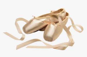 Ballet Shoes PNG Photos PNG Clip art