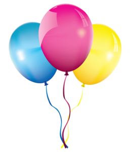 Balloons PNG File PNG Clip art