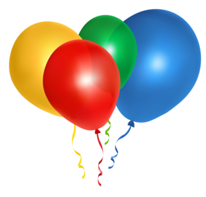 Balloons PNG HD PNG Clip art