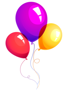 Balloons PNG Pic PNG Clip art