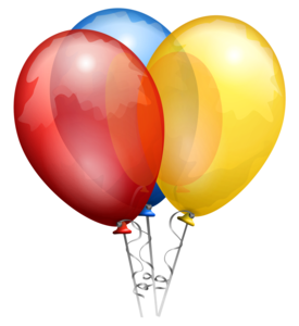 Balloons PNG Transparent Image PNG Clip art