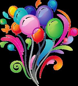 Balloons Transparent PNG PNG Clip art