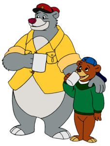 Baloo PNG Picture PNG Clip art