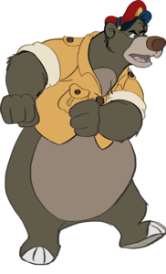 Baloo Transparent Images PNG PNG Clip art