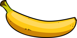Banana Fruit Cartoon PNG PNG Clip art