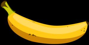 Banana Fruit Cartoon PNG PNG Clip art