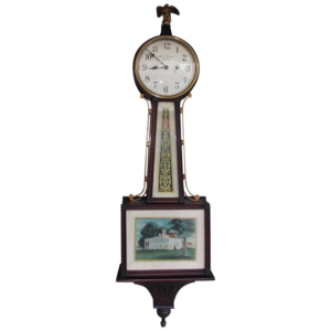 Banjo Clock PNG Photos PNG clipart