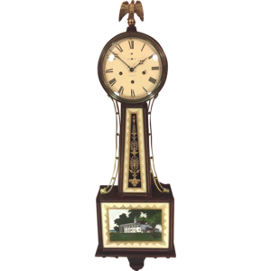 Banjo Clock PNG Transparent Image PNG Clip art