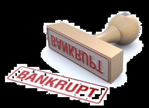 Bankrupt PNG Transparent PNG Clip art