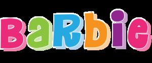Barbie Logo Transparent Background PNG Clip art
