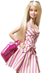 Barbie Transparent Background PNG Clip art