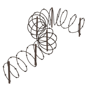 Barbwire Background PNG PNG Clip art