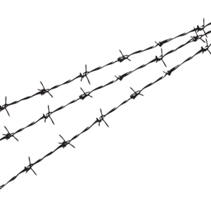 Barbwire Transparent Images PNG PNG Clip art