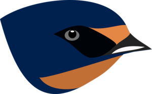 Barn Swallow Transparent Background PNG Clip art