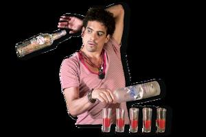 Bartender PNG File PNG Clip art