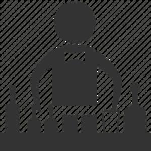 Bartender Transparent PNG PNG Clip art