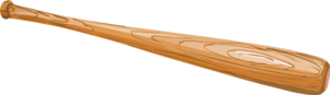 Baseball Bat PNG HD PNG clipart