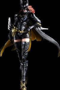 Batgirl PNG File PNG Clip art
