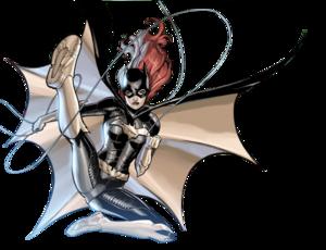 Batgirl PNG Pic PNG images
