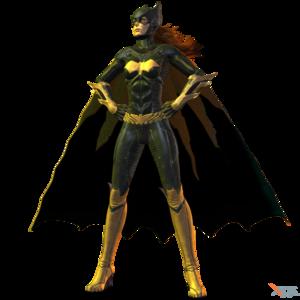 Batgirl PNG Transparent Image PNG icon