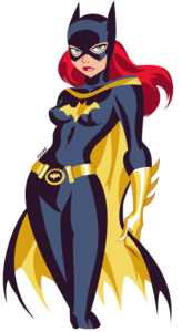 Batgirl PNG Transparent Picture PNG icons
